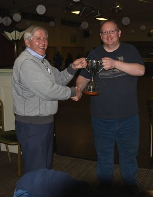 clubman of the year (chris berry)